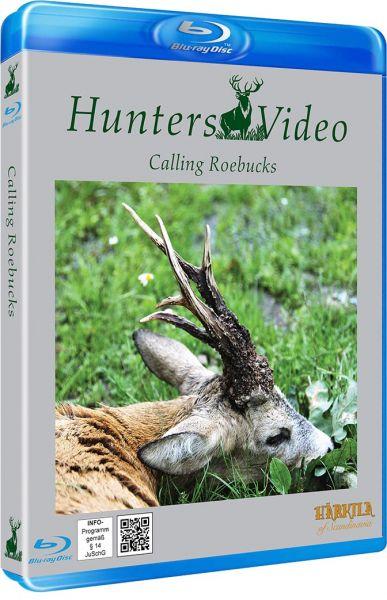 Hunters Video, Kapitale Brunftböcke, Blu-ray, Auslandsjagd, Schweden, Deutschland, Brunftböcke