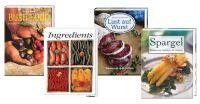 Kulinarik, BushFood, Spargel, Wurst Kochbücher