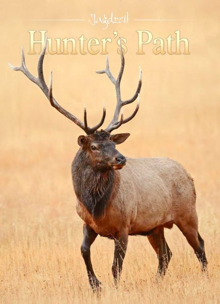 Zeitschrift, Hunter's Path, Auslandsjagd, Red Stag, Grouse, Elk, Water Buffalo, Boxhunting, Boar,