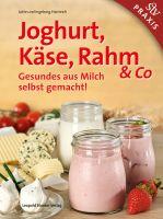 Hanreich, Joghurt, Käse, Rahm, selbstgemacht, Kochbücher