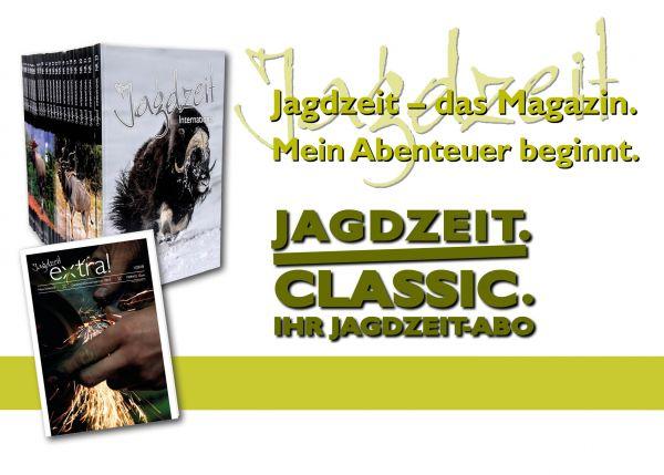 Jagdzeit International. Jagdzeit, Jagdmagazin, Abo, Auslandsjagd