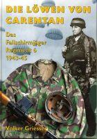 Grisser Carentan, 6. Regiment, 1939-1945