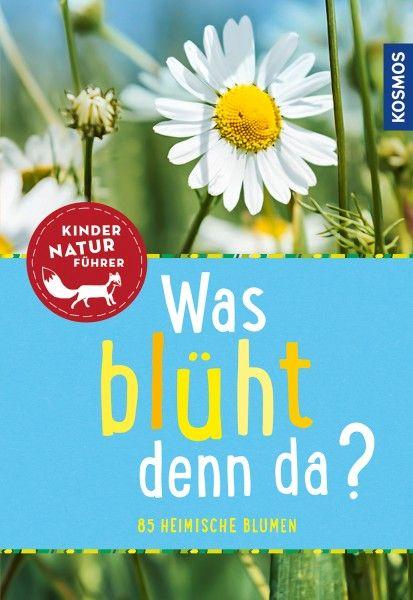 Stichmann, Marny, was, blüht, denn, da, Kosmos, Blumen