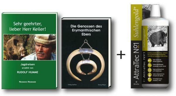 Schwarzwild, Keiler, Suhlengold