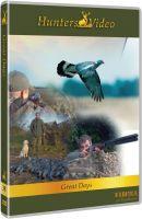 Hunters Video, Große Tage, DVD, Jim Albone, Taubenjagd, Taubenmagnet, Auslandjagd, England,