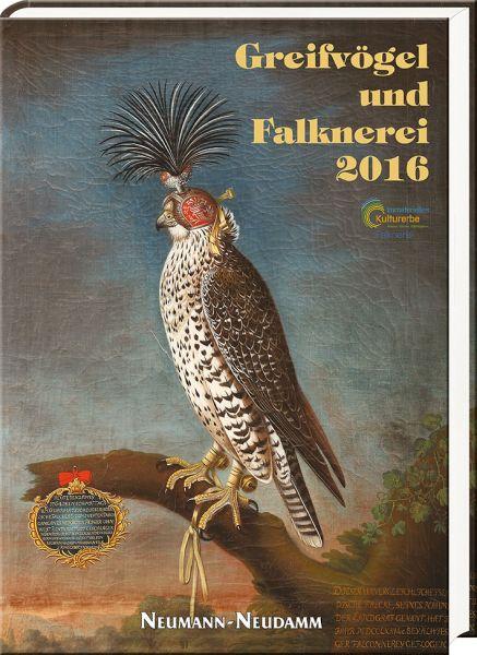 Deutscher Falknerorden, Jahrbuch 2016, Falke