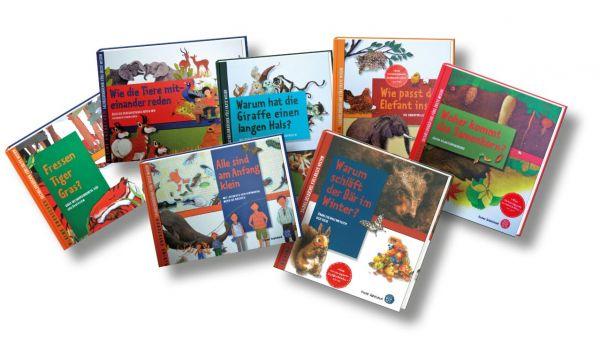 Kinderbücher, kleine Entdecker, Kinderbuchpaket
