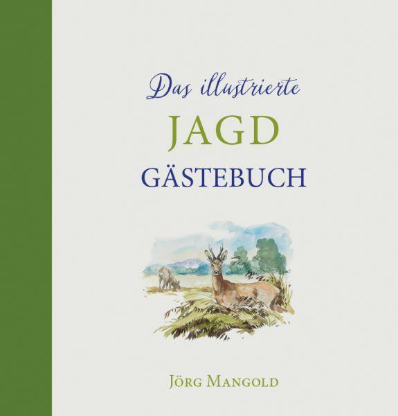 Gästebuch, Jagdgästebuch, Geschenke für Jäger