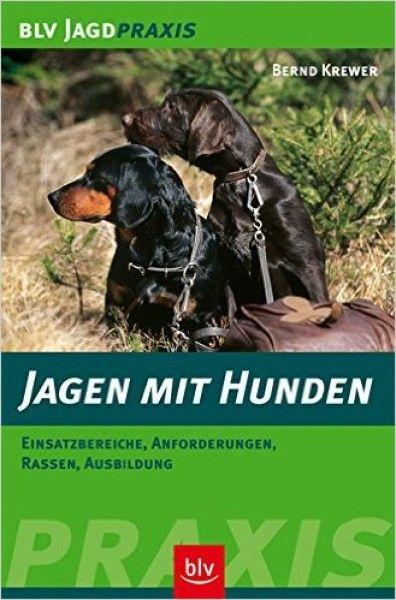 Jagdhunde, Jagd mit Hunden, Jagdhunausbildung