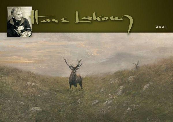 Kalender, Lakomy, Jagdkalender