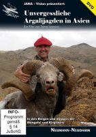 Ivanovic, Argalijagden in Asien, Bergjagd, Riesenschafe, Mongolei,