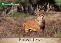 Kalender, Rotwild, 2021