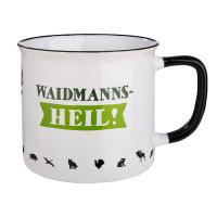 Tassen, Geschenkartikel, Waidmannsheil