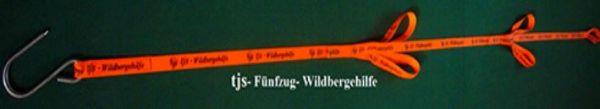 Wildbergehilfe, Fünzug-Wildbergehilfe