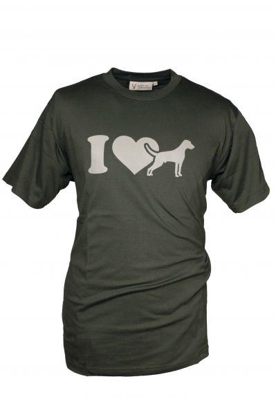 Hubertus, T-Shirt, Herren T-Shirt
