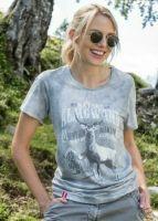 Almgwand, T-Shirt, Damen T-Shirt