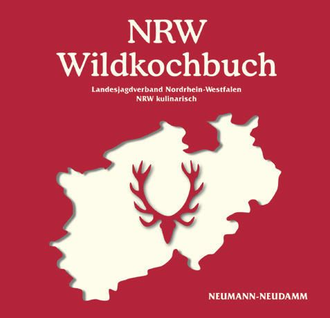 Wildkochbuch NRW, Wildkochbuch, Kochbuch