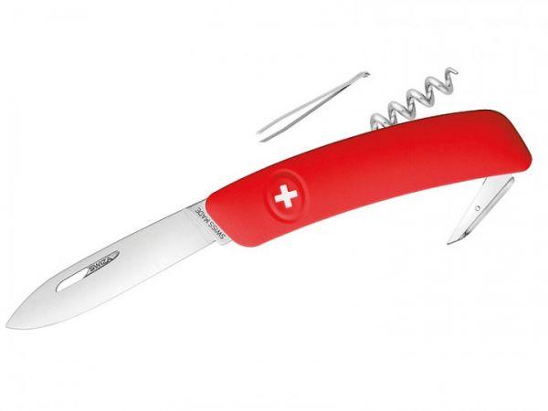 Swiza,Schweizer,Messer,D01.Stahl,Säge,Taschenmesser,