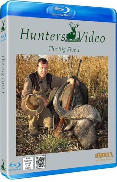 Big Five, Jagd-DVD, Auslandsjagd, Jagen weltweit
