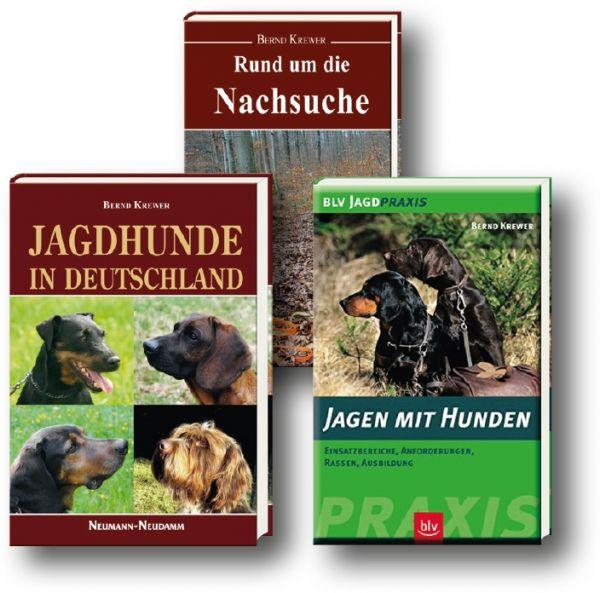 Jagdhunde, Krewer, Bücher über Jagdhunde
