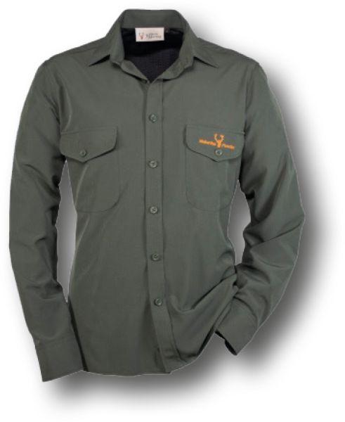 Amazonas, Hubertus Hemd, Herrenbekleidung, Herren Hemd, Funktionshemd