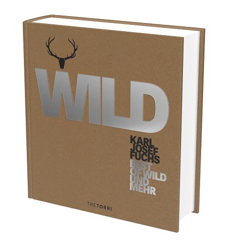 Wildkochbuch, Kochbuch, Fuchs, Wild