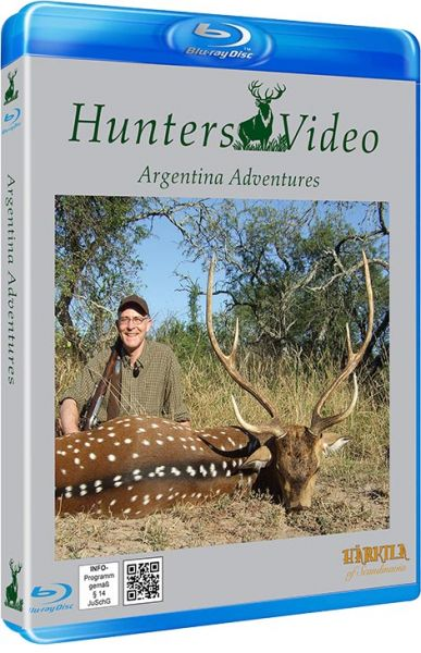 Jagd-DVD, Jagd in Argentinien, Auslandsjagd, Jagen weltweit