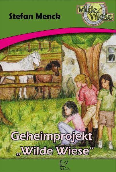 Kinderbuch, Pferdebuch,