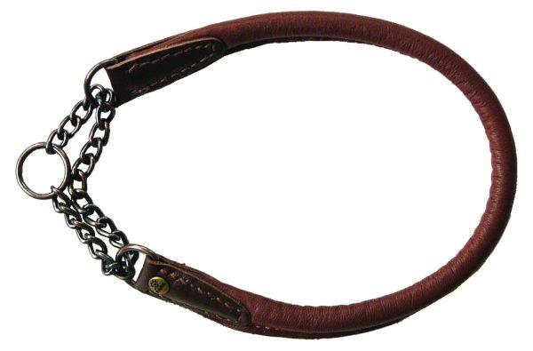 Elchleder Halsband , Halsung , Hundehalsung