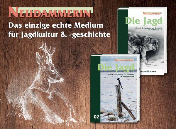 Jahrbuch der Jagd, Neudammerin,