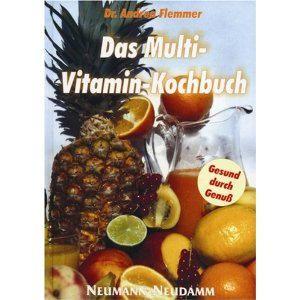 Flemmer,Multi,Vitamin,Kochbuch,Obst,Gemüse,Wild