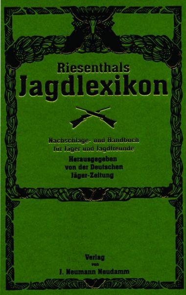 Jagdlexikon, Jagdkultur