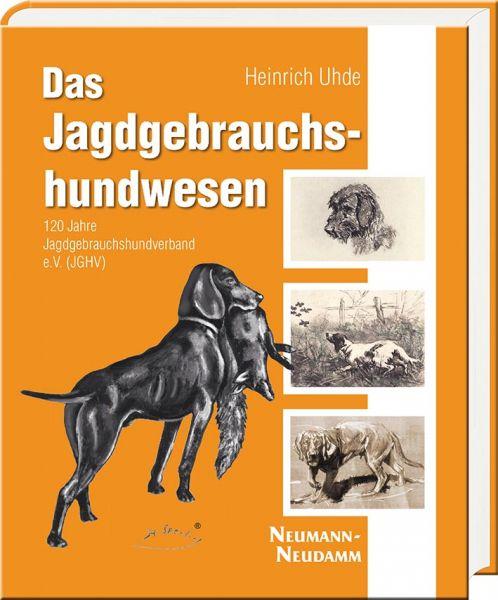 Jagdhundgebrauchswesen, Hundebuch