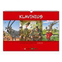 Kalender,Paul Parey, Klavinius, 2020