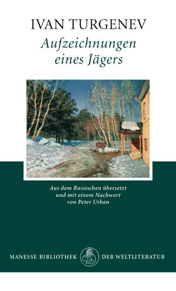Ivan,Turgenev,Aufzeichnung,Jäger,Roman,