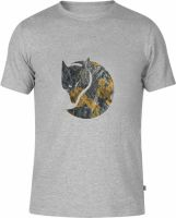 Fjäll Räven Rock Logo T-shirt, T-shirt , Sommer , Kurzarm