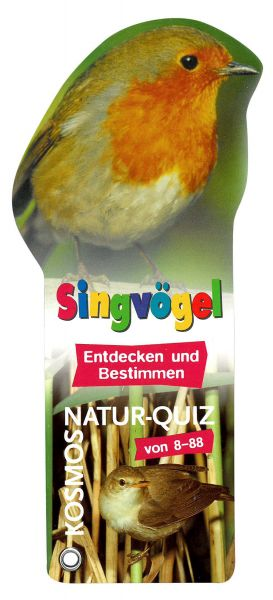 Kinder in der Natur, Singvögel,