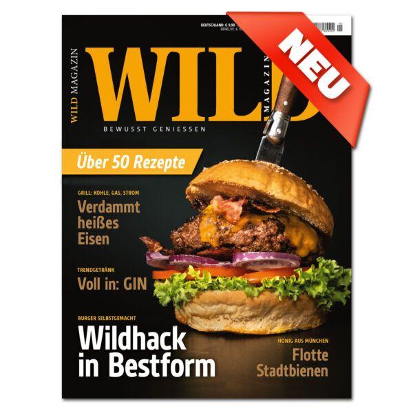 Wild bewusst genießen - Wild Magazin