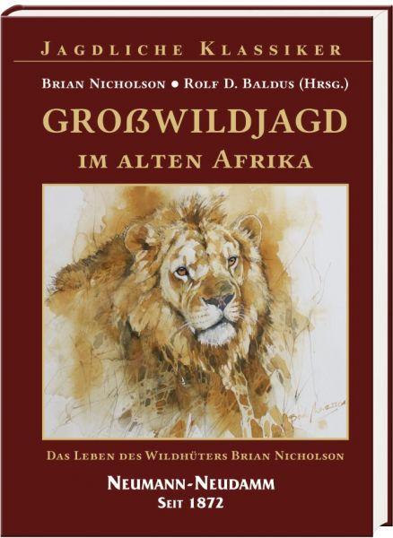 Nicholson, Afrika, Großwildjagd, Afrikajagd