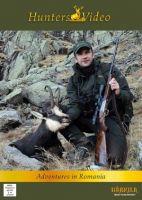 Hunters Video, Abenteuer in Rumänien, DVD, Auslandjagd, Rumänien, Karpaten, Rotwild,