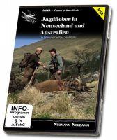 JANA-Vision, Jagdfieber in Australien und Neuseeland, Thar, Gams, Rotwild, DVD