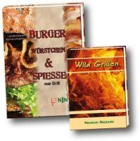 Solich, Wild grillen, DVD grillen, DVD kochen