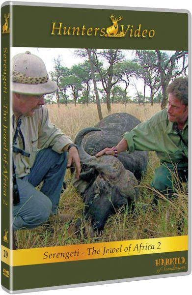 Hunters Video, Serengeti Jagd in Afrika, DVD, Auslandjagd, Afrika, Großwildjagd, Tansania, Flugwild