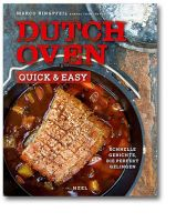 Dutch Oven, Outdoorküche, Kochbuch