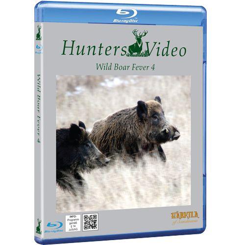 Hunters Video, Schwarzwildfieber 4, Blue Ray, Drückjagd, Schwarzwild, Wildschweinjagd, Ungarn