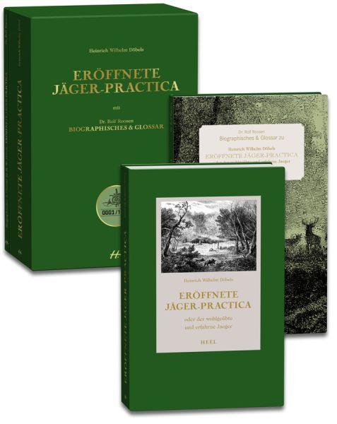 Jäger-Practica, ältestes Jagdbuch