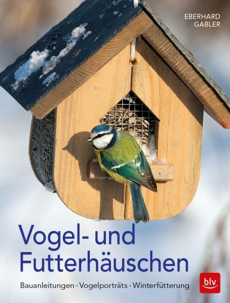 Vogel-und Futterhäuschen, Vogelbuch, Naturbuch