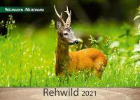 Kalender, Rehwild, 2021