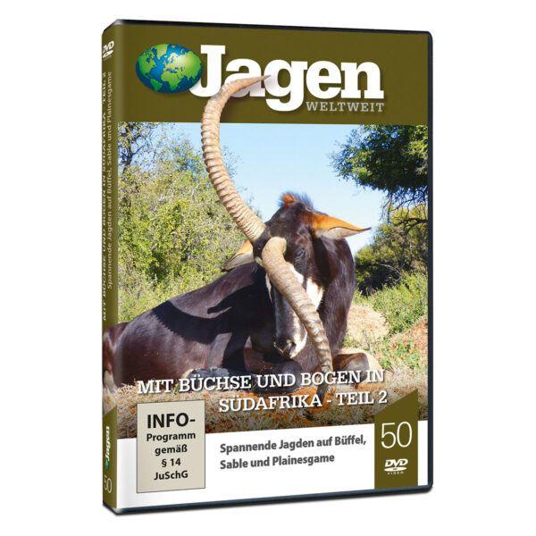 DVD, Jagen Weltweit, Südafrika, Büchse und Bogen