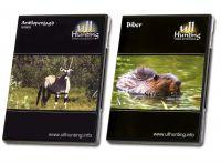 DVD Paket, DVD Set, DVD, Antilopenjagd, Biber
